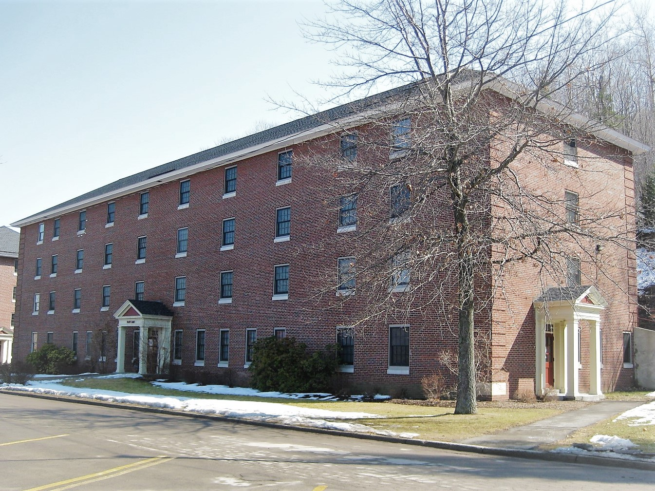 TEFFT HALL – ALFRED UNIVERSITY