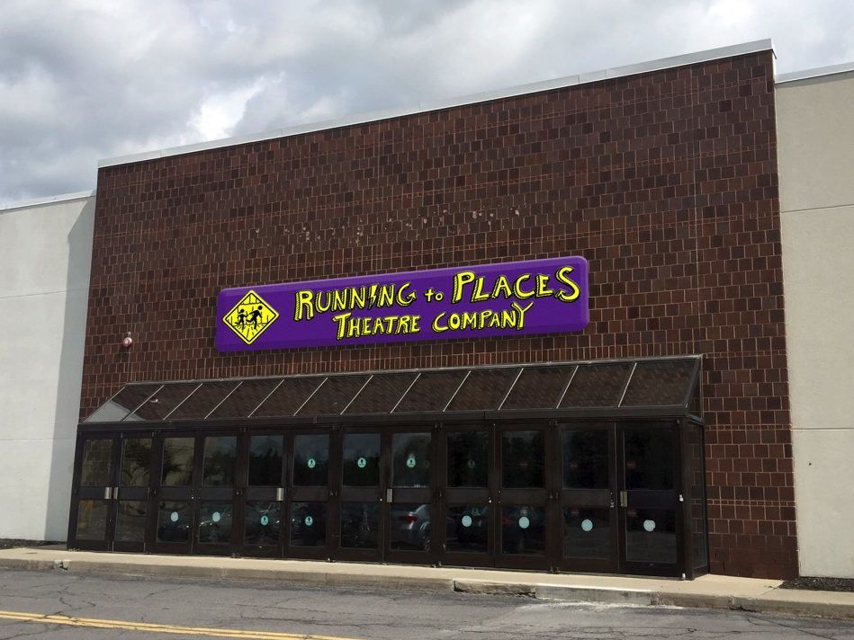 RUNNING TO PLACES THEATER