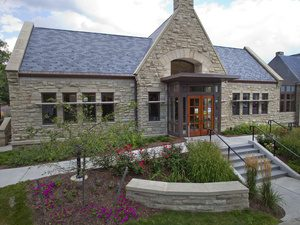 SOUTHWORTH LIBRARY